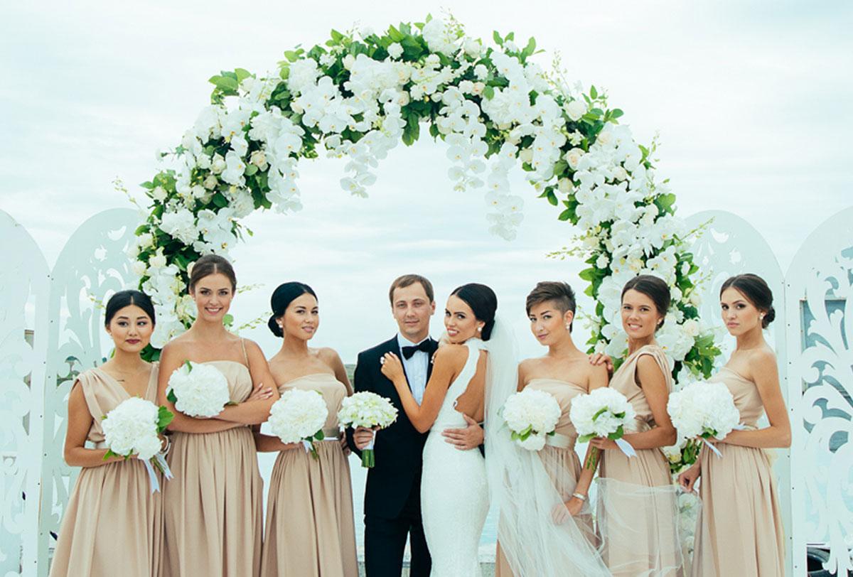 Проведение свадьбы минск